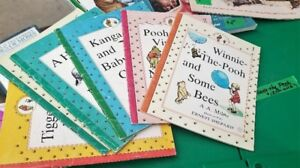 Winnie-the-Pooh softcover book collection