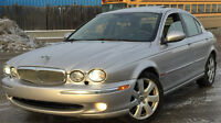 2006 JAGUAR X-TYPE 3.0= ALL WHEEL DRIVE = 114K = SUNROOF/LEATHER