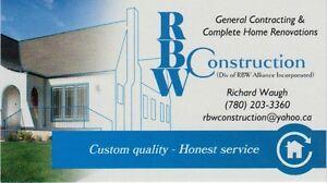 ***General Contracting and Home Renovations*** Edmonton Edmonton Area image 1