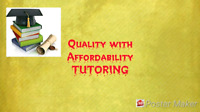 Private Tutoring Sessions