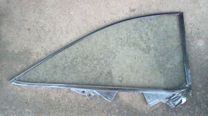 USED CLASSIC GLASS 40s to 70s  1959 Chevrolet hardtop rear
