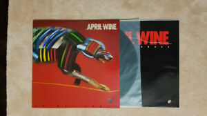 APRIL WINE  ANIMAL GRACE VINYL ! NEW !