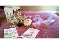Ardo Calypso Double Plus breast pump (with free Philips Avent electric steriliser)