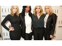 All Saints tickets x2 Bournemouth 02 Academy 10th October