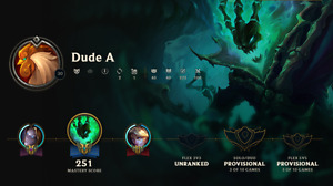 Great League of legends account, 221 Skins, Most champs