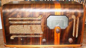 MOHAWK TUBE RADIO MODEL 5A7