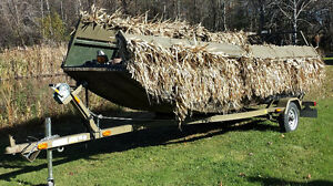 Hunting/Fishing Boat Package