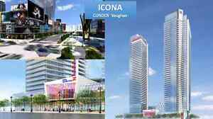 ICONA Condos For Sale in Vaughan From High $200,000 !!