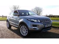 2012 Land Rover Range Rover Evoque Sd4 Prestige Diesel grey Automatic
