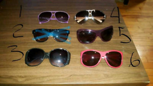 Brand name sun glasses