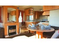 Cheap holiday home at Sandylands open 12 months