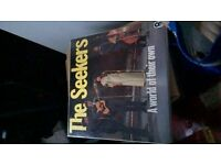 5 LP set of the Seekers