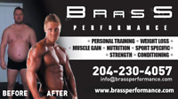 CERTIFIED PERSONAL TRAINER AND NUTRITIONIST