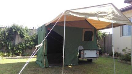 Camper Trailer Kirrawee Sutherland Area Preview