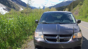 2012 Dodge Grand Caravan Minivan, Van