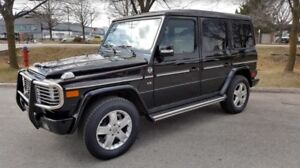 2005 Mercedes Benz G Wagon G500 Cert Etested SUV