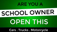 Driving School Owners CONTACT ME