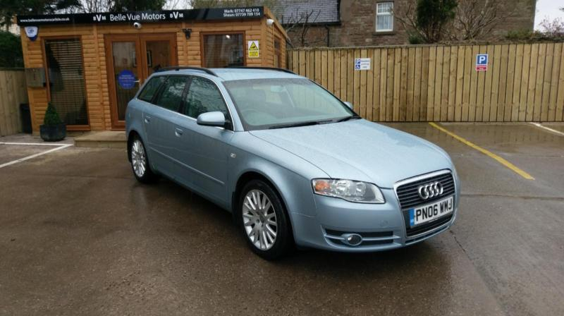 **PRICE DROP**2006 AUDI A4 AVANT 2.0TDI SE BLUE