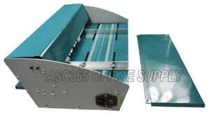 """110V 18"""" 460mm Electric Creaser Scorer Perforator 120385"""