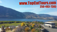 South Okanagan's No. 1 All Inclusive Wine Tour Packages
