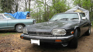 1988 Jaguar XJS Coupe (2 door)