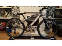 adult salcano ng550 mountain bike