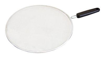 - Good Cook  Splatter Screen  Stainless Steel  Silver/Black