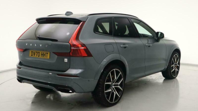 2020 Volvo XC60 2.0 T8 405 Hybrid Polestar Engineered 5dr AWD Gtrn Auto Estate H