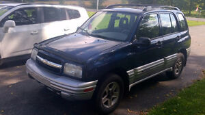2002 Chevrolet Tracker LX West Island Greater Montréal image 3