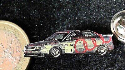 Audi Pin Badge DTM Racing Rennen Auto Sport Quattro A4