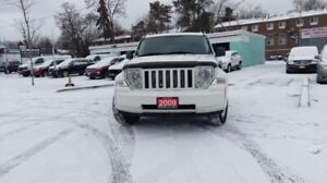 2009 Jeep Liberty 4WD 4dr