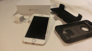 Apple iPhone 6, 128GB, Gold – MINT Condition