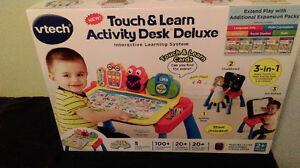 VTECH New Touch & Learn Activity Desk Deluxe