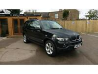 2006 BMW X5 3.0D AUTO SPORT IN BLACK