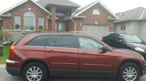 2007 Chrysler Pacifica Touring SUV, Crossover