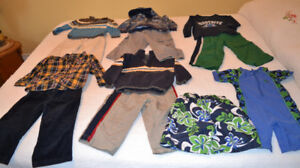 Baby Boy outfits, size 24 months