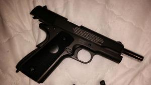 1911 full metal blowback action co2 bb gun