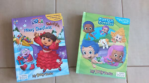 STORYBOOKS WITH FIGURINES **$5 FOR BOTH**