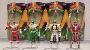 Mighty morphin Power rangers wave 1 legacy figures