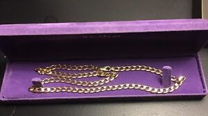 Selling 10k men's gold necklace  London Ontario image 1
