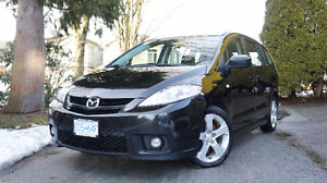 2007 Mazda 5 - POWER Everything - CLEAN TITLE / LOCAL CAR