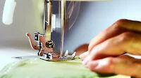 Couturiere a domicile :altération, réparation   Seamstress