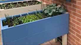 Garden raised potting bed - similar to vegtrug - large