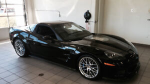 2010 Chevrolet Corvette ZR1-3ZR Coupe (2 door)