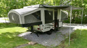 Jayco Jay Series Sport 2016 Roulette / Tent trailer