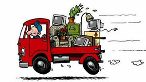 **SPECIAL EVERYDAY! MOVING/HAULING/DELIVERY!