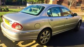 Jaguar X type 2.0D se