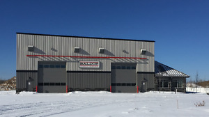 Industrial Building For Lease / Sublease in Fort McMurray Area
