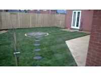 Gardening services. Affordable rates..