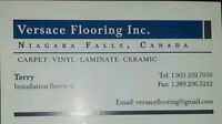 carpet vinyl hardwood ceramic installation and services